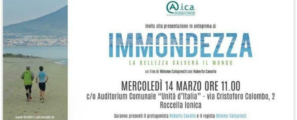 """Roccella Jonica: domani presentazione del nuovo film di Mimmo Calopresti """"Immondezza – la Bellezza salverà il mondo"""""""