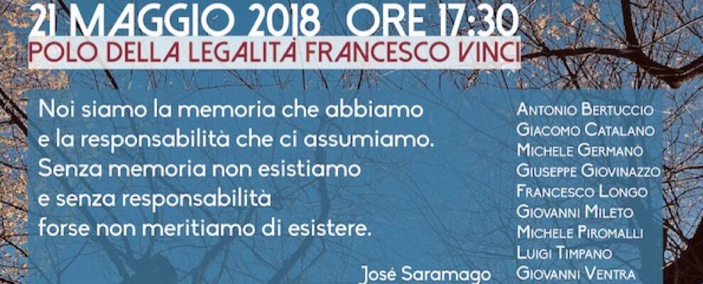 """""""La Memoria è impegno"""". Il 21 maggio Cittanova ricorda 9 vittime innocenti di 'ndrangheta"""