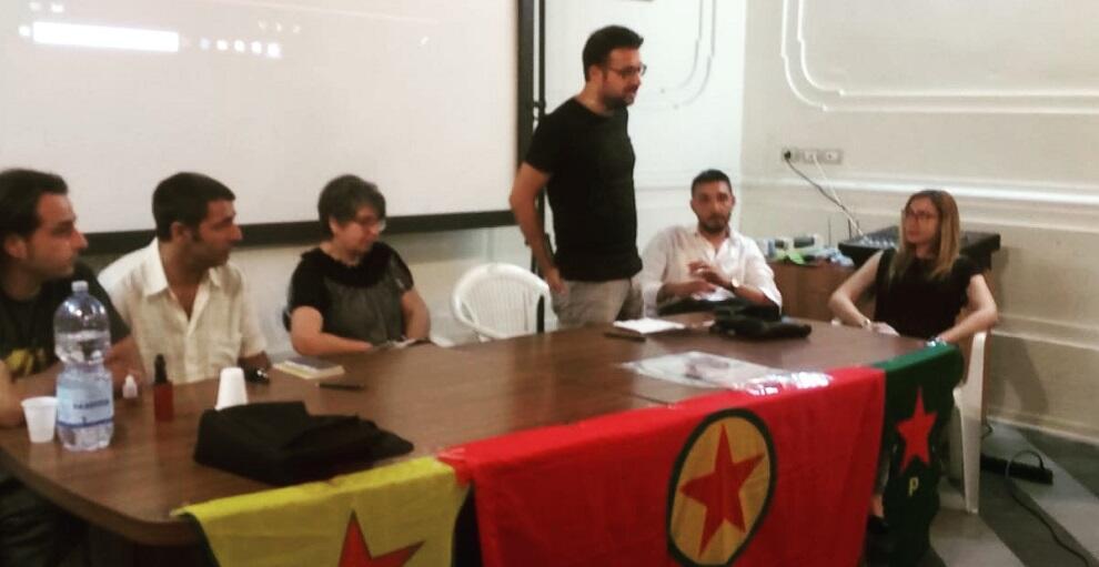 Cinquefrondi solidarizza col Kurdistan: ieri alla mediateca la giornata del rifugiato voluta da Re.co.sol.