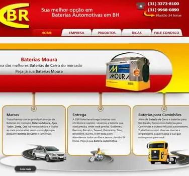 CBR Baterias