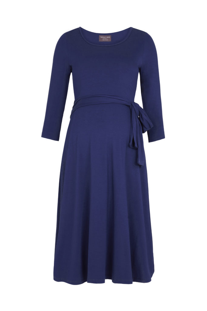 NACNDEB-F1-Naomi-Nursing-Dress-EclipseBlue