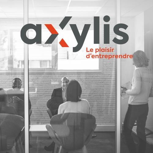 Site internet Axylis