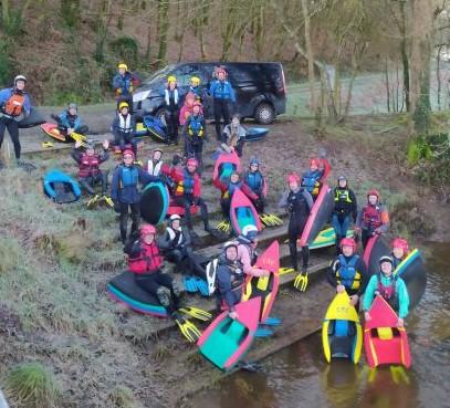 Une trentaine de participants au week-end NEV breton