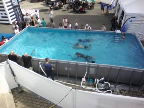 Le CIBPL se dote de 5 piscines en prêt aux clubs