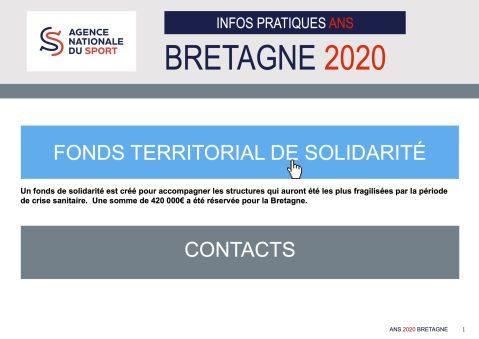 Associations sportives : vous pouvez demander une aide au Fonds Territorial de Solidarité