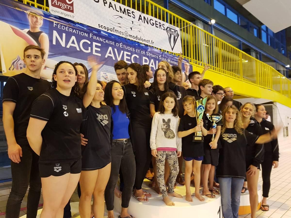 Le CPBR remporte le championnat régional des clubs