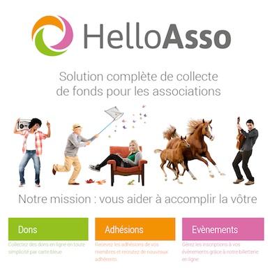 Connaissez-vous HelloAsso ?