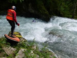 Nage en Eau Vive : Calendrier des activités pour la saison  2021 - 2022