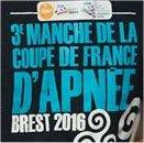 APNEE - Résultats - 3ème Manche de coupe de France - Brest