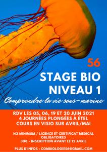 Stage Bio Niveau 1 (complet) @ Etel