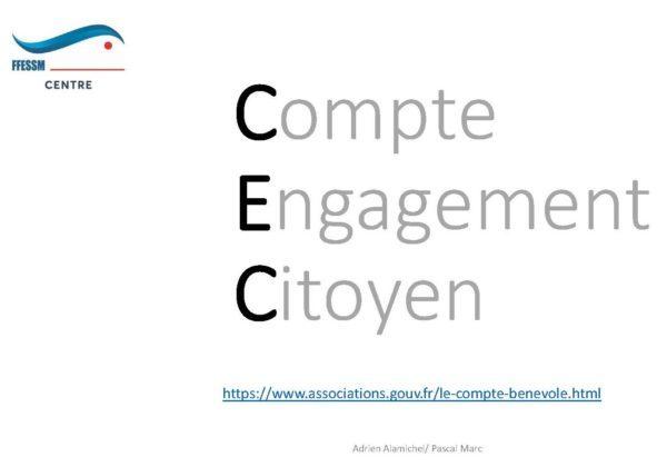 Le Compte Engagement Citoyen 2021-04-19