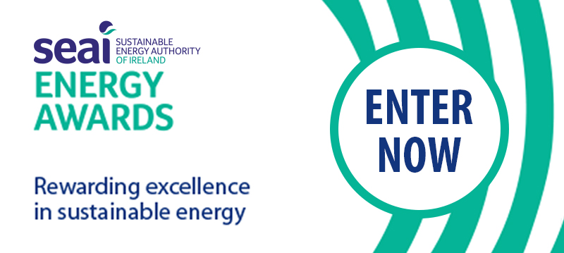 Sustainable Energy Awards 2019 – Now Open for Applications