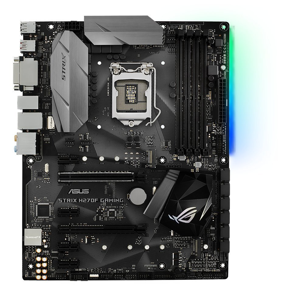 ASUS ROG STRIX H270F GAMING Scheda Madre