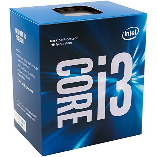 Intel Core i3-7100 3.9GHz 3MB Cache intelligente