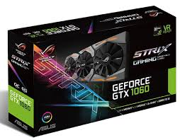 ASUS ROG Strix GeForce GTX 1060