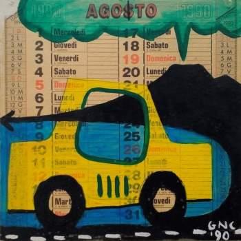 AGOSTO (1990)