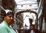 Al Hansen Venezia (1993) Performance
