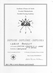 diplome AAS Eric Boclet 001