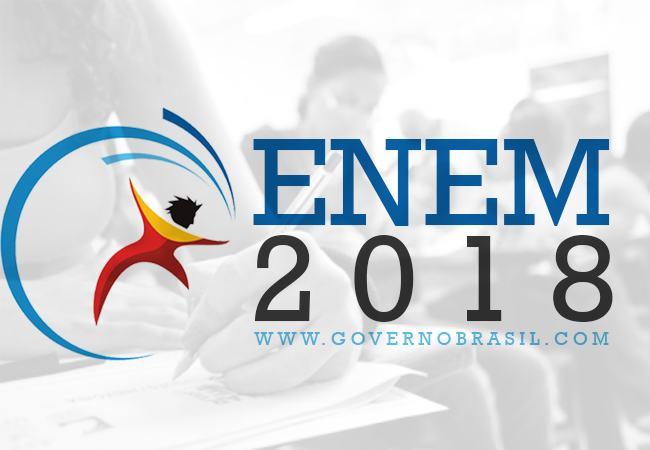 Divulgação do resultado do Enem é antecipada para 18 de janeiro