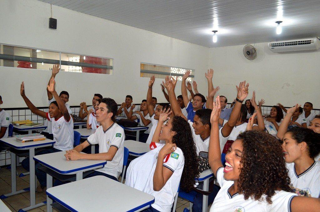 CETAR inicia atividades letivas dia 1º de fevereiro em Nova Olinda do Maranhão