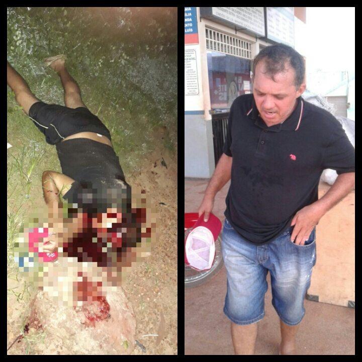 PM é encontrado morto em bairro na cidade de Ze Doca