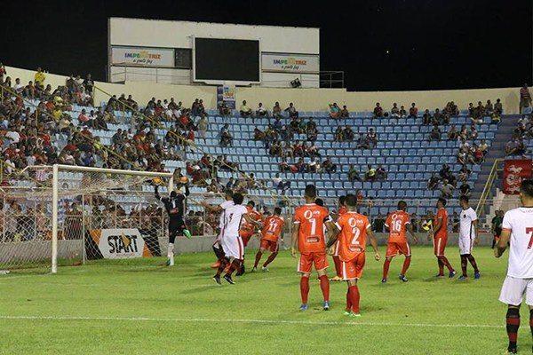 Três empates na abertura do Campeonato Maranhense 2018