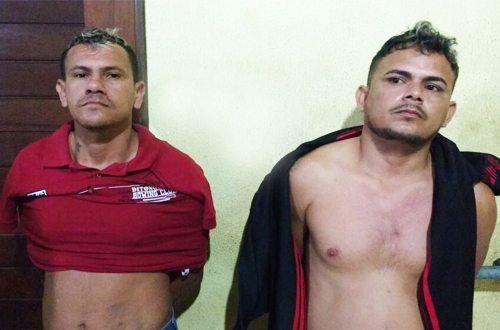 Operação pré-Carnavalesca na cidade de Carutapera resulta em duas prisões