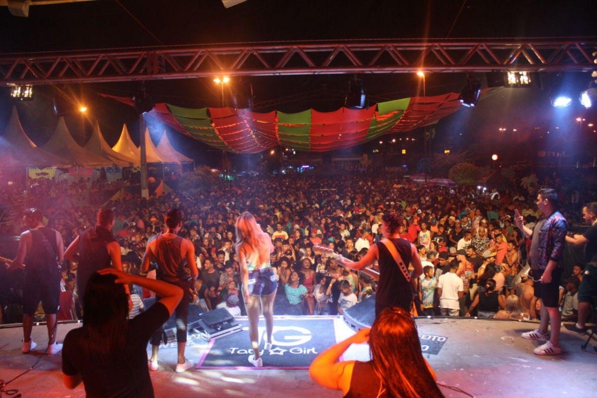Prefeitura e Secretaria de Cultura de Nova Olinda do Maranhão realizaram o melhor carnaval do Alto Turi