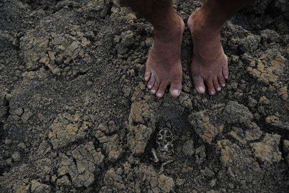País tem 917 municípios em crise hídrica; maioria está no Nordeste