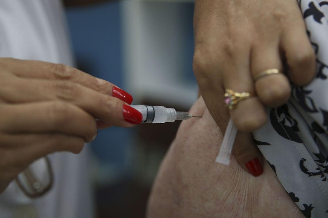 Campanha de vacinação contra a gripe é prorrogada até 15 de junho