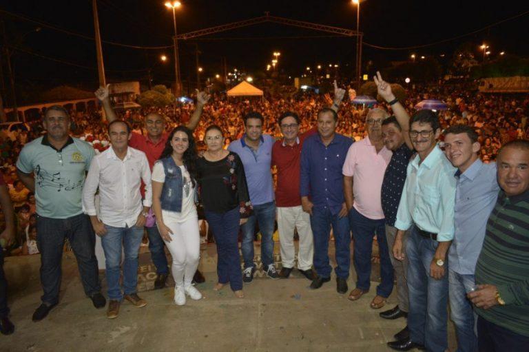 Prefeitura de Nova Olinda realizou grande festa em homenagem ao dia das mães