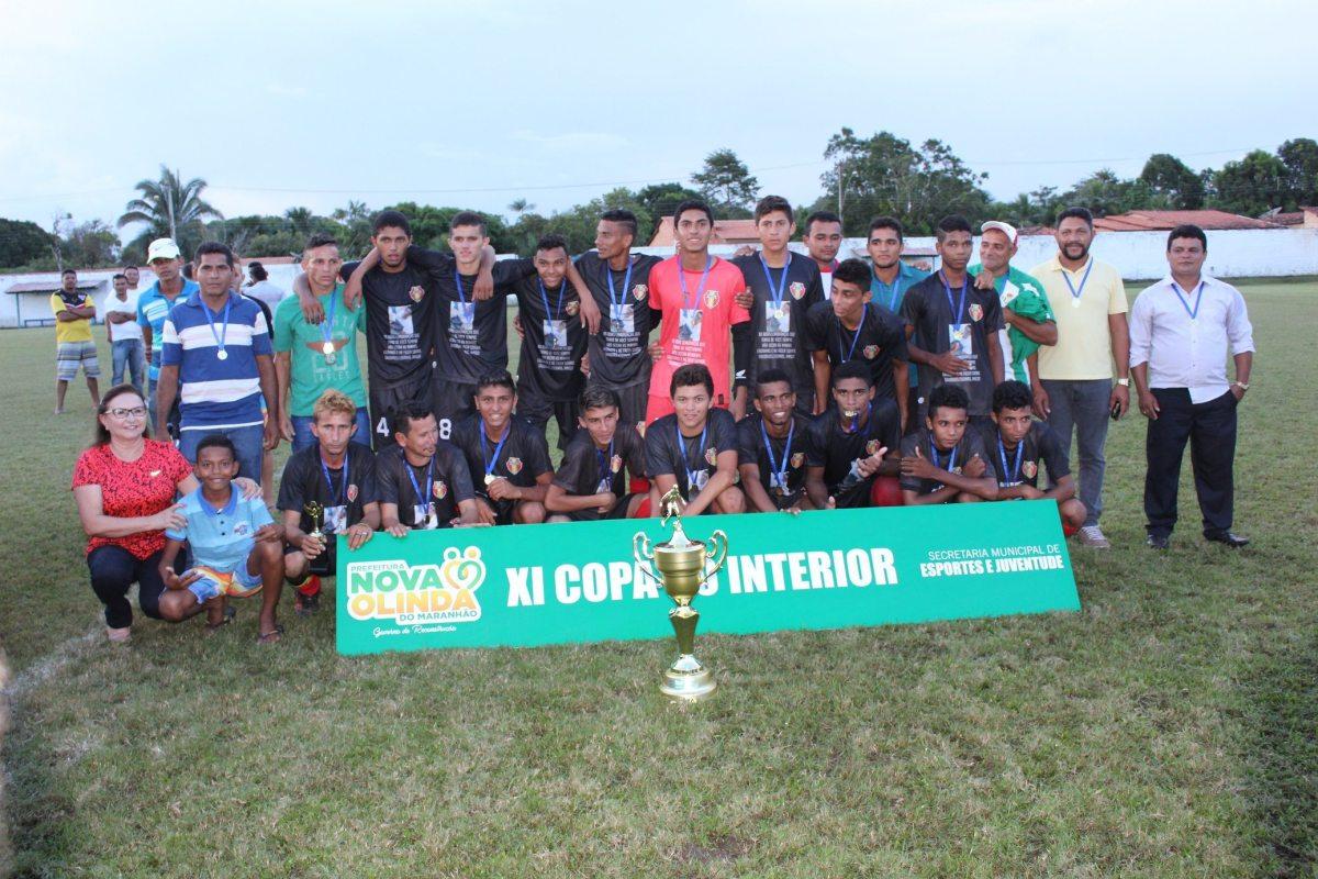 XII Copa do Interior começa dia 19 em Nova Olinda do Maranhão