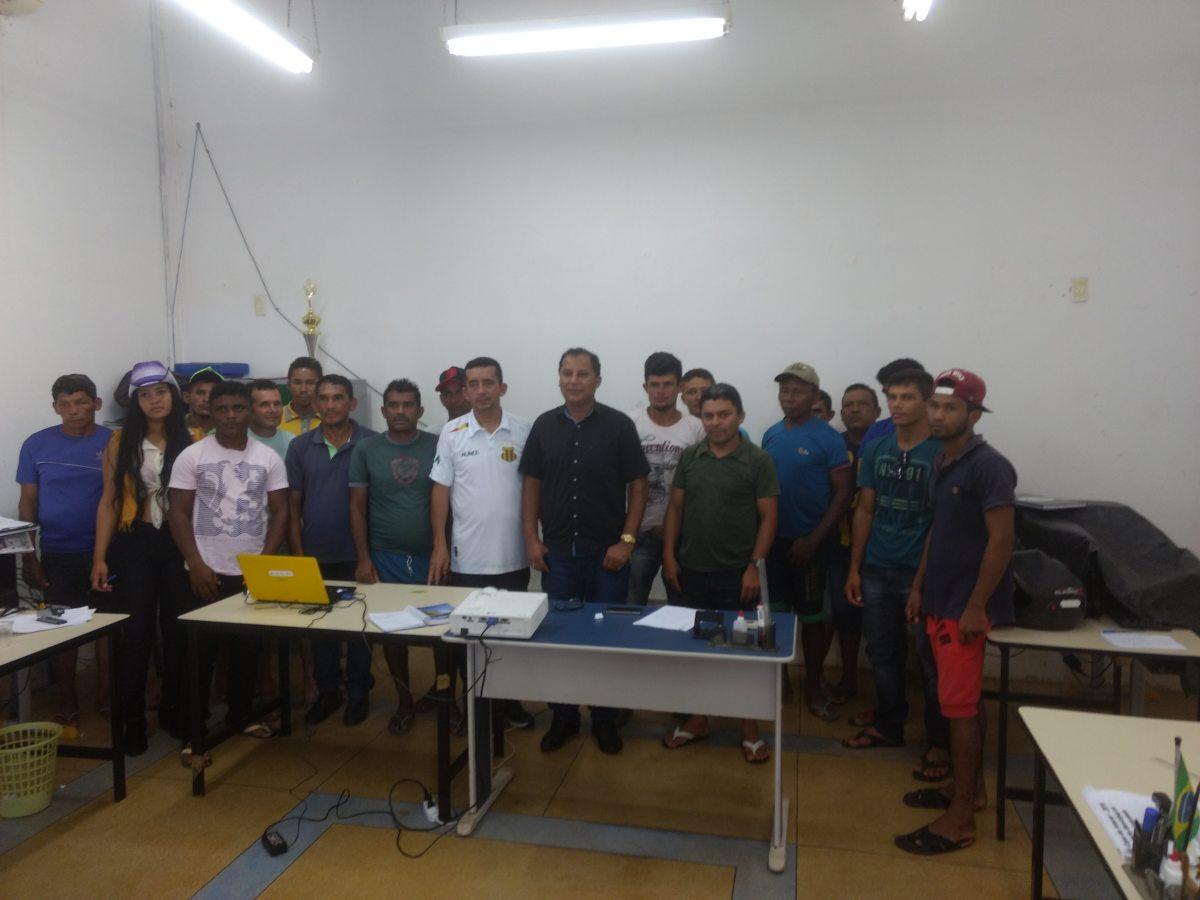 SEMEJ e LDN definem grupos da XII Copa do Interior de Nova Olinda do MA