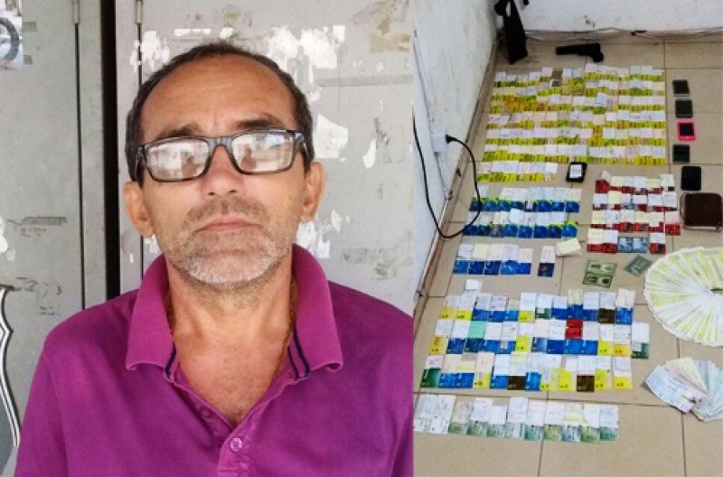 Polícia Civil prende suspeito com 165 cartões do Bolsa Família e de bancos