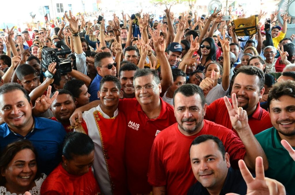 Eleições 2018: Pesquisa aponta vantagem do Governador Flávio Dino