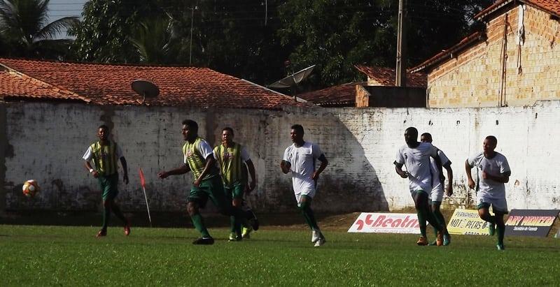 Seleção de Nova Olinda do Maranhão empata na estreia do Intermunicipal 2018