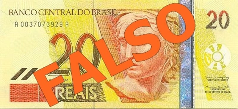 Dinheiro falso: Comerciantes de Nova Olinda do Maranhão são vítimas de notas falsas