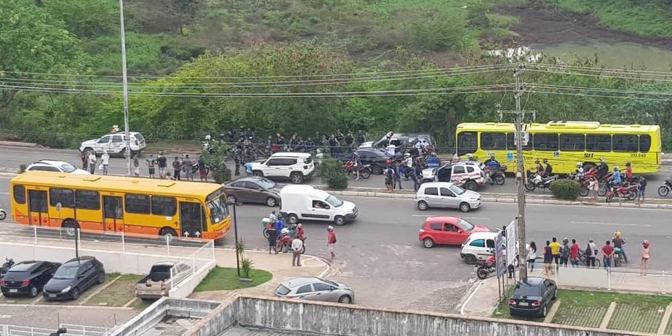 Bandidos assaltam Lojas Americanas em São Luís e são presos