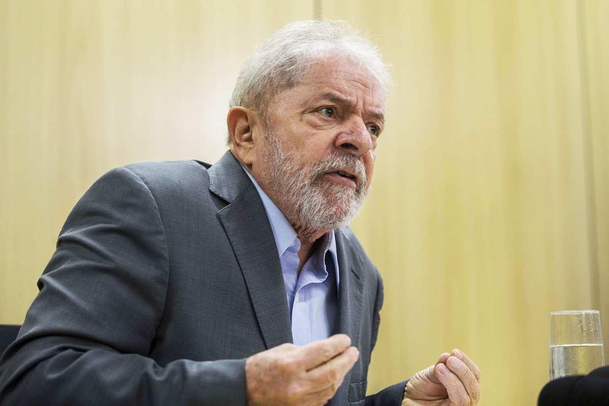 MPF diz ao STJ que Lula pode cumprir pena no regime semiaberto