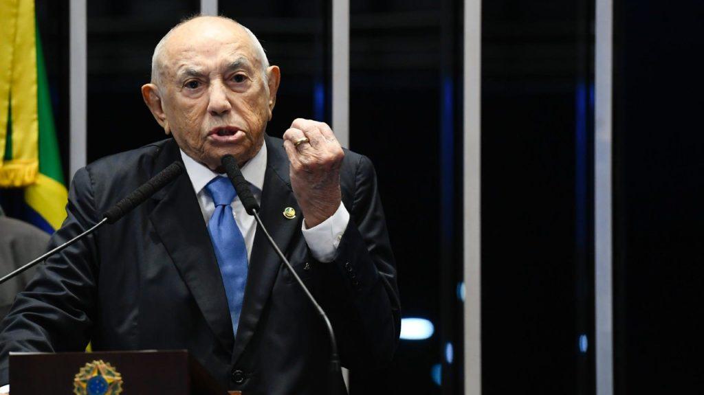Senador apresenta projeto para criação do Maranhão do Sul