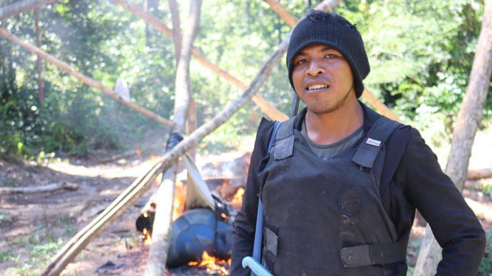 Funai identifica autores da emboscada que resultou na morte de índio no Maranhão