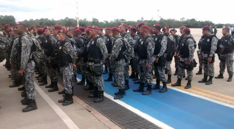 Força Nacional vai garantir segurança de povos indígenas no Maranhão