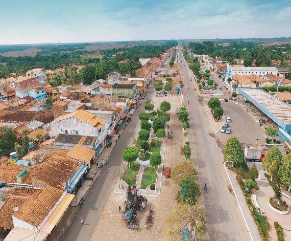 Decreto Municipal mantém aulas presenciais suspensas e altera horário do comércio de Nova Olinda do Maranhão