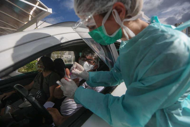 Rio de Janeiro identifica nova cepa do novo coronavírus em circulação no Estado