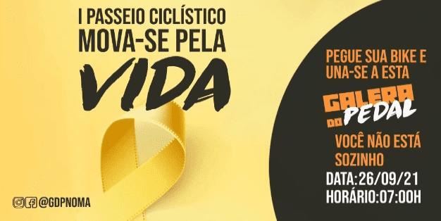 Vídeo: Mova-se pela vida ocorrerá dia 26 em Nova Olinda do Ma