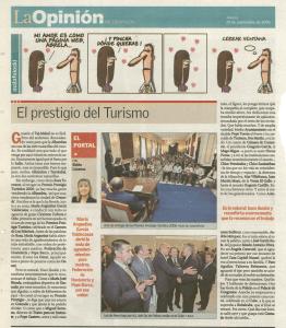Cicerone en la prensa 2006