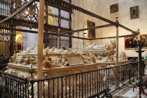 Sepulcro de los Reyes Católicos en Granada