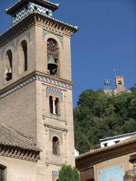 Iglesia de santa ana cicerone granada - Santa ana granada ...