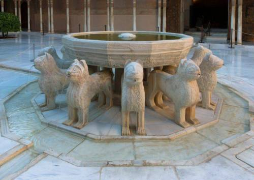 Fountain of the Lions
