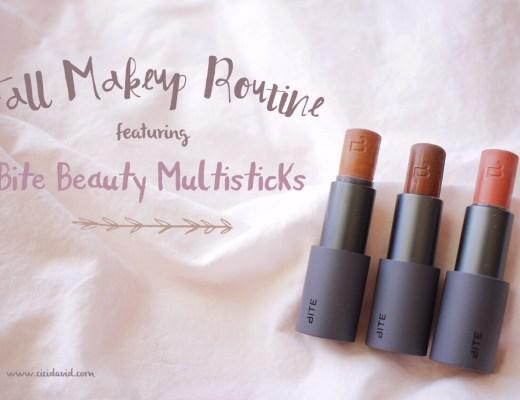 Bite Beauty Multistick makeup tutorial